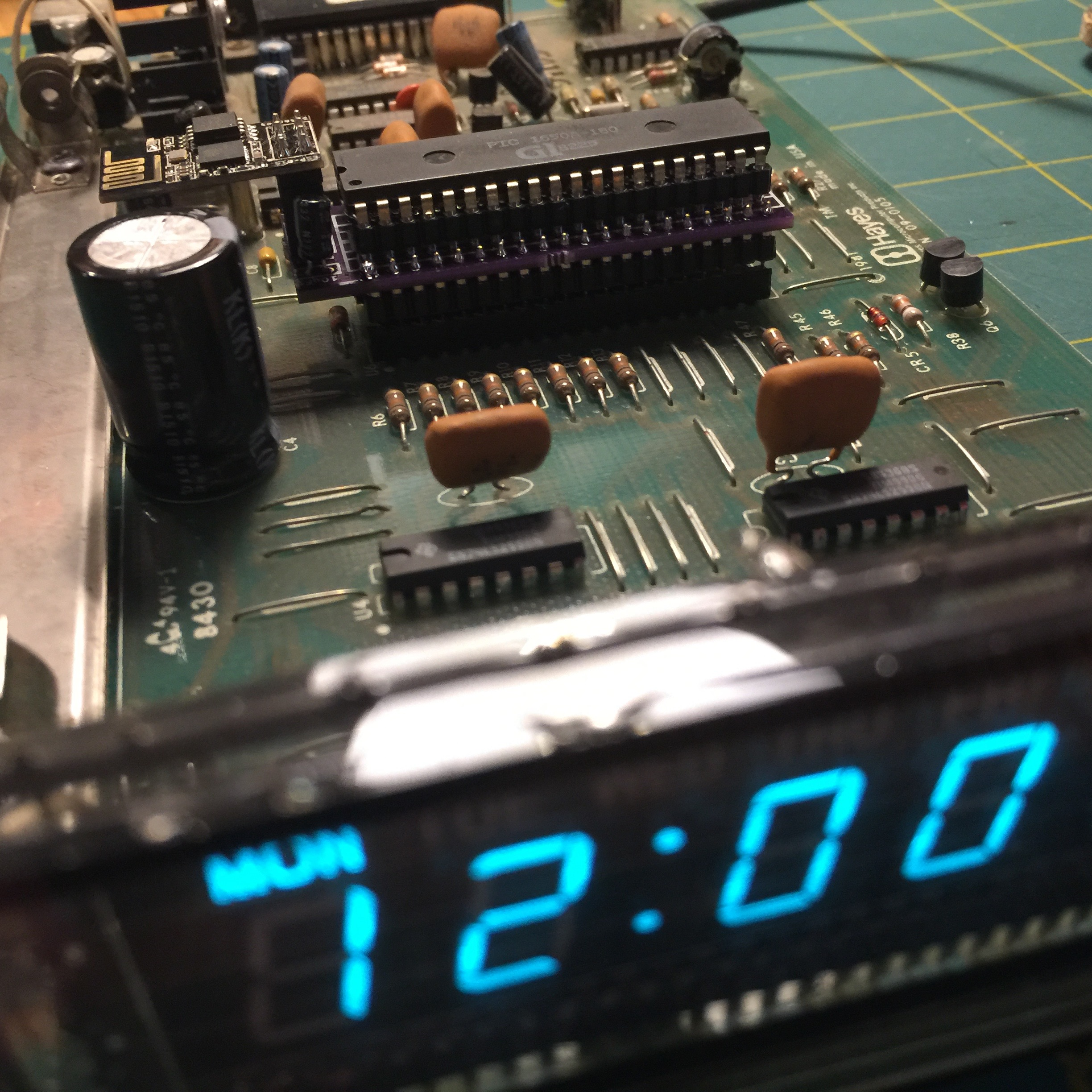 Uncategorized Commodore 64 Rev A Motherboard Schematics From 1982 Hayes Chronograph Vfd And